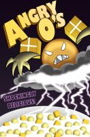Angry O's by papersak