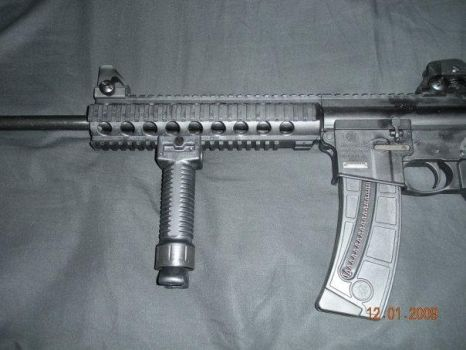 New Rifle 2 by Tronyx