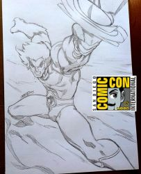 SDCC2015 - Lion-O by theCHAMBA