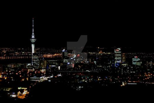 Auckland Skycity by VisionThroughTheLENS