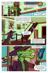 Death Valet Chapter 1 Page 5 by A-Fox-Of-Fiction