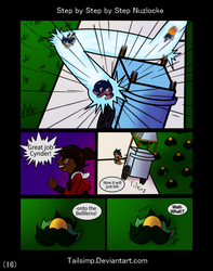 Step by Step by Step Nuzlocke Page 16 by Tailsimp