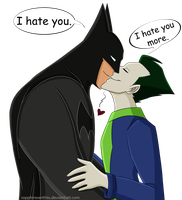 'I Hate You More' by Sapphiresenthiss