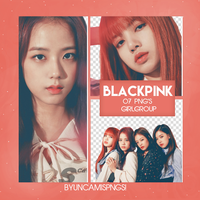 [PNG PACK #68] BLACKPINK by fairyixing