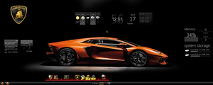 Lamborghini screenshot by jlfarfan