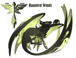 Haunted Winds - Auction (CLOSED) by GentleLark