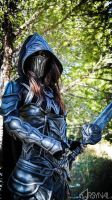 Nightingale Armor and blade by Arsynal Props by ArsynalProps