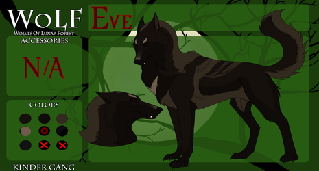 WoLF: Eve Application by CXCR