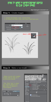 [Tutorial] - Monochrome brush in CSP by snowshinejr