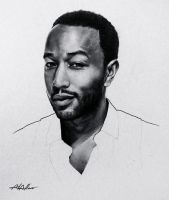 John Legend by relaurellano