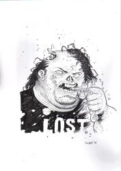 lost hurley by cliff-rathburn