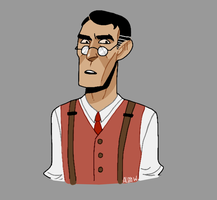 TF2 MEDIC by funkysock321