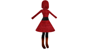 MMD Red Riding Hood DL Happy Halloween! by chickid11