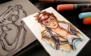 #4 Tracer- Auction open! by KKSlider7