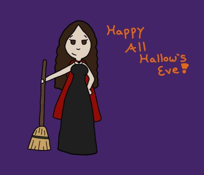 Happy All Hallow's Eve by Sassafras-Tea