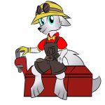 Doctor Wolf as The Engineer by Xain-Russell