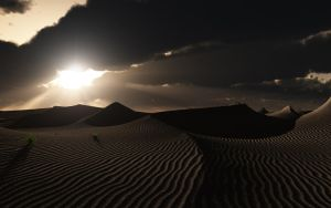Sands of Time by relhom