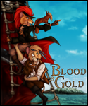 4 years of Blood and Gold by NightMagican