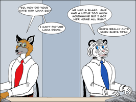 Bengal Tales - Corporate Visit by Tigershark620