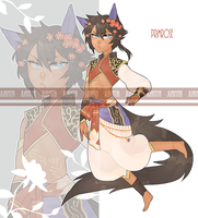 Fleuvelier 37 Auction [CLOSED] by Xianta-chan