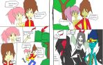 dinosaur king ep 80 pages 1 and 2 by imyouknowwho