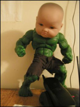 The Abortable Hulk by nimaway