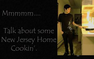 WP Frank Iero Home Cooking by Steph123098