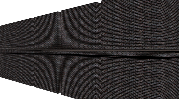 Brick wall 1 by mysticmorning