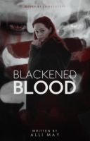 Wattpad Cover 01 | Blackened Blood by lottesgraphics