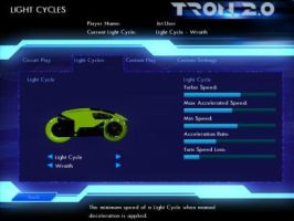 TRON 2.0 Killer App Mod New LC Color by Raven by redrain85