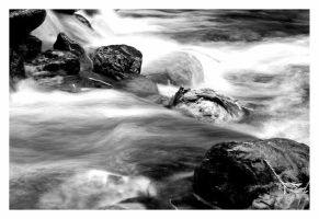 Water Rocks by grubbyboy