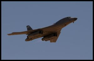 B-1 Edwards II by AirshowDave