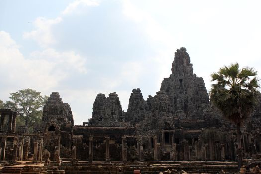 Bayon Temple 4 by firenze-design