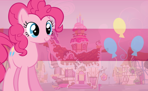 Pinkie Pie Wallpaper by mayosia