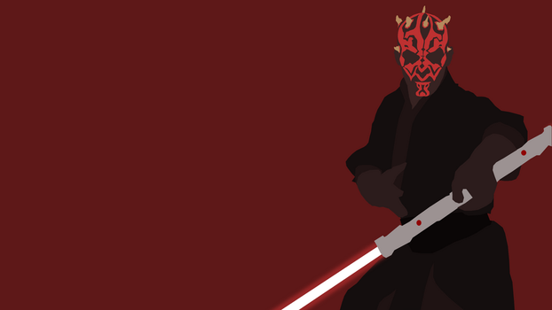 Darth Maul Version 2 by Reverendtundra