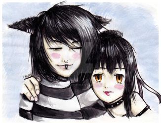 It's a Goth Thing.. by Kuava