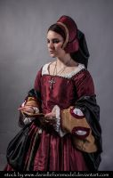Tudor stock 3 by DanielleFiore
