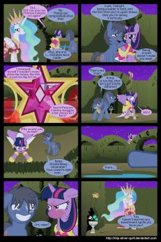 A Princess' Tears - Part 15 by MLP-Silver-Quill