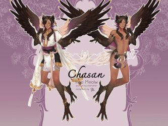 [09022018] Chasan [oc] by missdisaster00