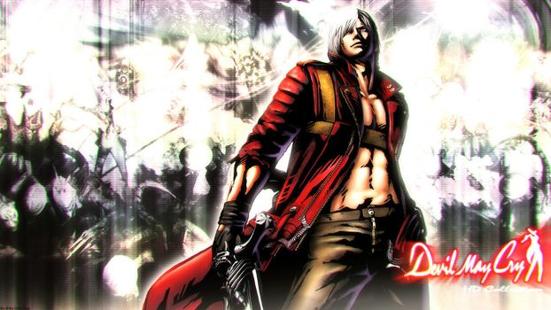 Devil May Cry on Air Wallaper by Billysan291