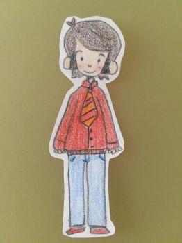 Mike Nesmith Cutout by daydreambelieverr