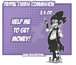 Paypal Chibis Commision