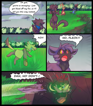 Hope In Friends Chapter 3 Page 32 by Zander-The-Artist