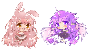 C: Cheebs for Arcticwolfy and Piannen by Valyriana