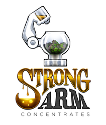 Strong Arm Concentrates Logo by chinopisces