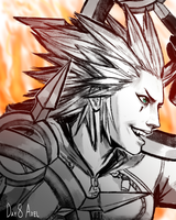 Day 8- Axel by Blublen