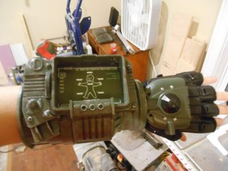PIP-Boy 3000: 3D Printed Complete 3 by Selvagem76