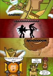 Code: Jabberwocky - Chapter 1 - Page 23 by PikaMewFR