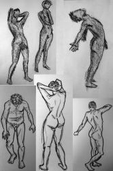Figures by ChrissieIllustrated