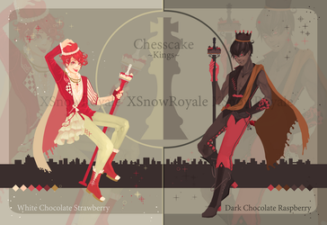 [CLOSED|Set-price Adopts] Chesscake - Kings [0/2] by XSnowRoyale